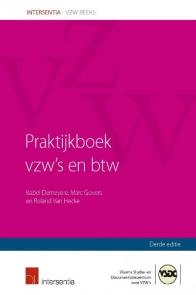 Praktijkboek VZW's en BTW - Derde editie